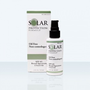 Tizo Solar Protection SPF 65 Oil Free
